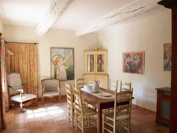 familiewoning huren in de Provence