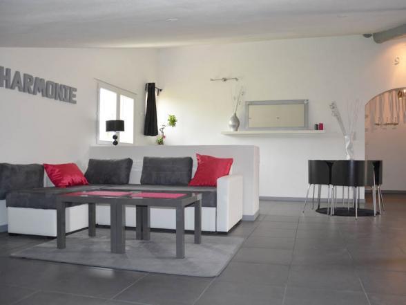 moderne gîte te huur in de Provence