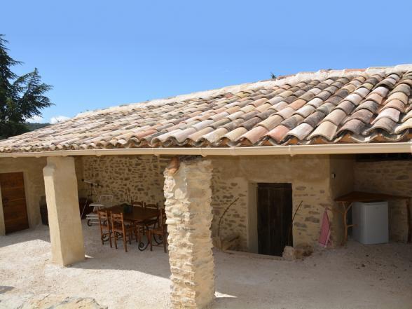 gîte huren in Entrechaux - Provence