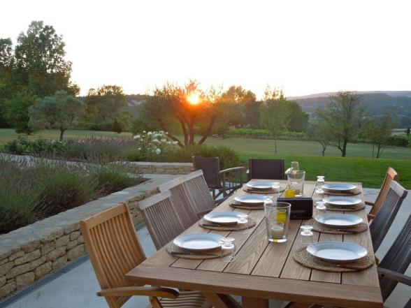 luxe vakantie villa huren in de Provence, Luberon