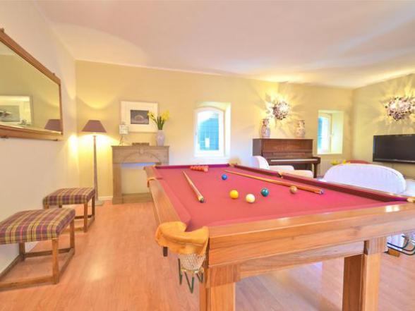 luxe villa, vakantiewoning voor 10 personen te huur met privé zwembad in de Luberon