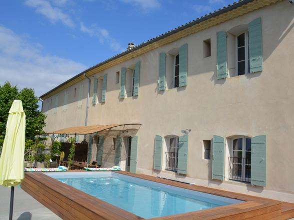 Vakantiehuizen Provence Beaumes-de-Venise