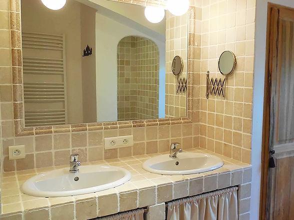 moderne villa huren voor vakantie in de Provence, Luberon, 8 personen, huisdier en verwarmd zwembad