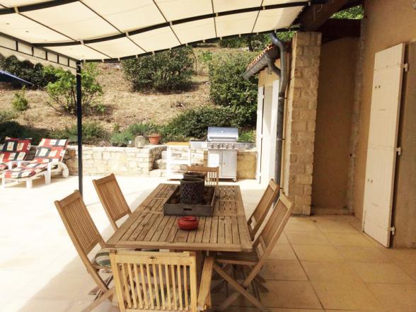 vakantie in de Provence, villa huren bij Vlamingen