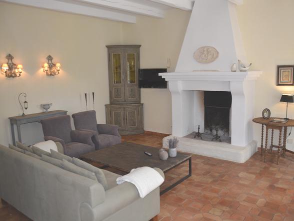 groot vakantiehuis te huur in de Provence voor 10 personen met zwembad