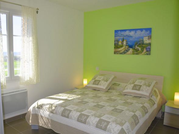 vakantiehuis huren Provence mooi uitzicht