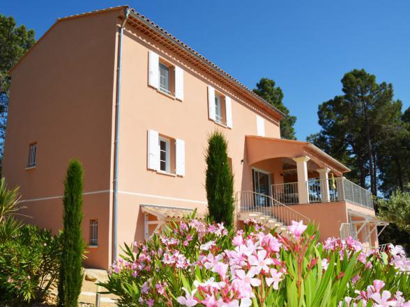 rustige omgeving vakantie in de Provence