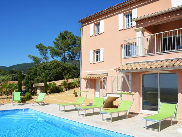 luxe villa huren voor gezinsvakantie Provence