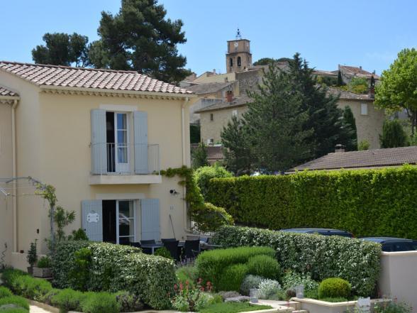 vakantiehuis te huur in Sablet in het hart van de Provence