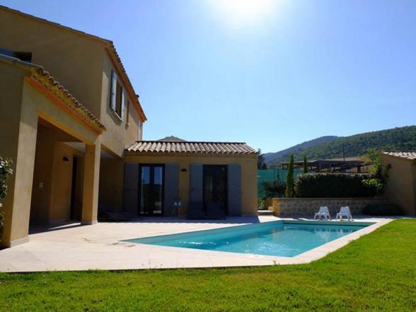 luxe vakantie villa huren 8 personen Mont Ventoux