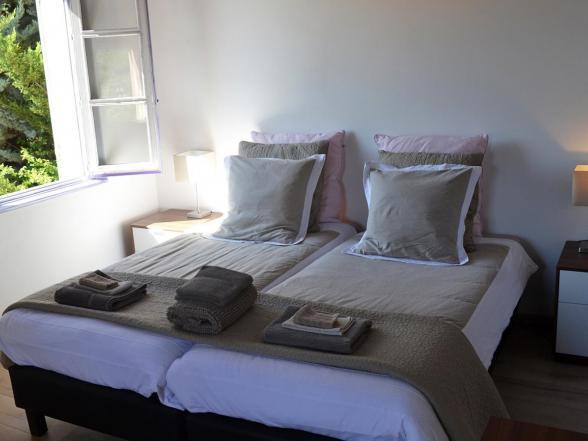 vakantie Provence luxe villa huren met privé zwembad aan de voet van de Mont Ventoux