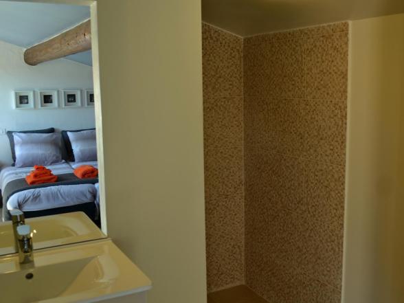 4 slaapkamers met elk hun eigen badkamer
