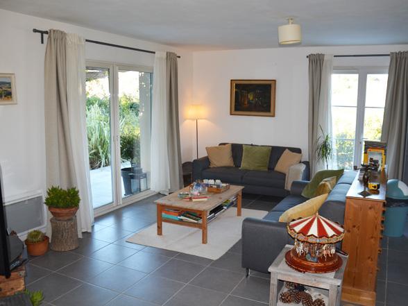 huisje huren voor 4 personen voor vakantie in de Provence, op wandelafstand van het dorp, Vaison-la-Romaine met privé zwembad