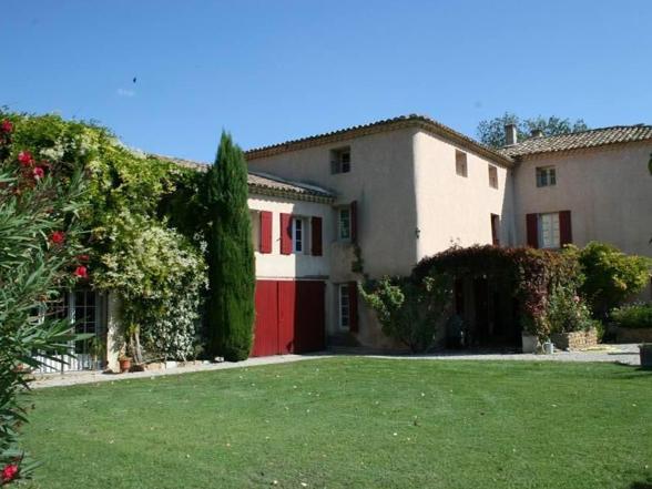 villa huren met grote tuin en zwembad in Zuid-Frankrijk, Provence