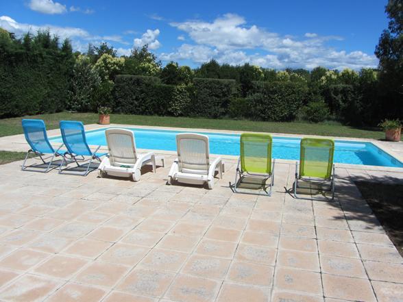 goedkope vakantie in Zuid-Frankrijk, grote woning huren voor 14 personen, ideaal voor 2 families en gezinnen