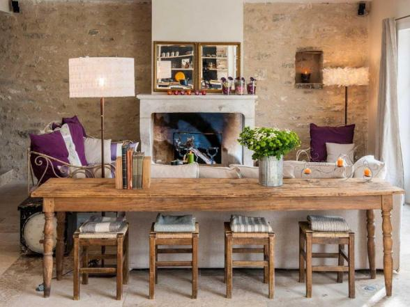 vakantiehuis voor 8 personen Luberon huren in de Provence