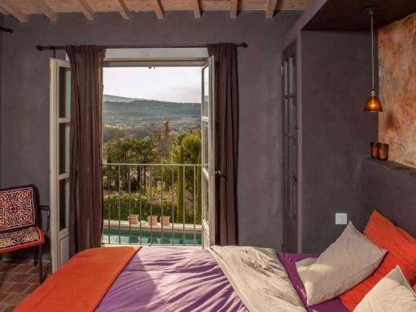 luxe villa in de Luberon huren, van Belgen / Vlamingen in de Provence