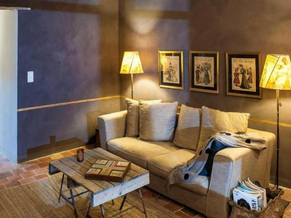 Villa te huur in de Luberon met prachtig uitzicht over de Provence