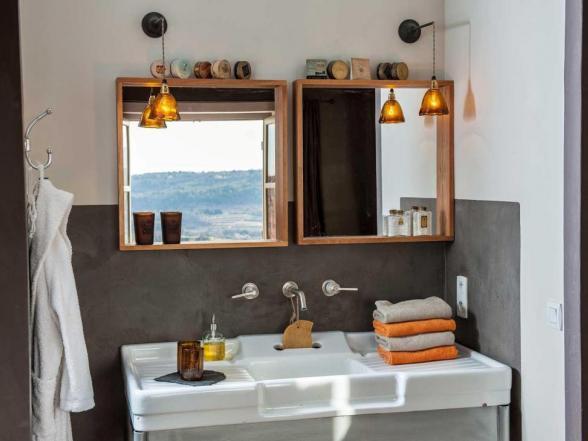 Luxe vakantiewoning te huur in de Luberon, Provence, Zuid-Frankrijk