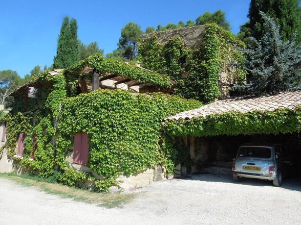 vakantiehuis met carport te huur Provence