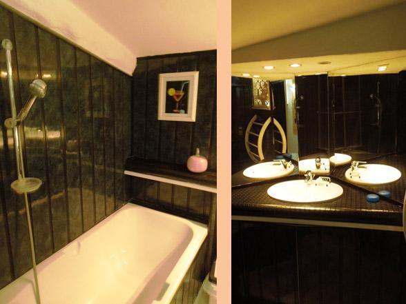 vakantiehuis te huur Entrechaux meerdere badkamers