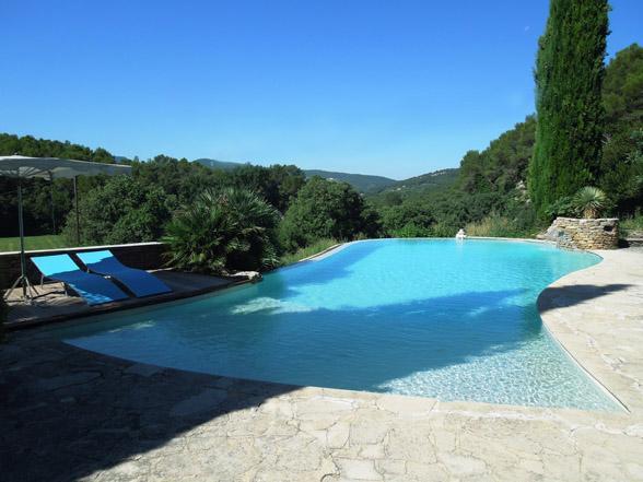 zwembad voor kleine kindjes Provence