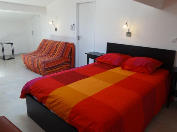 vakantiewoning huren in Bédoin aan de Mont Ventoux met 4 slaapkamers met airco en zwembad