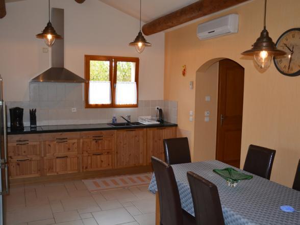 vakantiewoning huren in Crestet regio Mont Ventoux