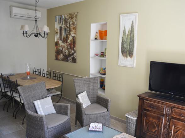 vakantiehuisje huren voor familie vakantie in de Provence aan de Mont Ventoux