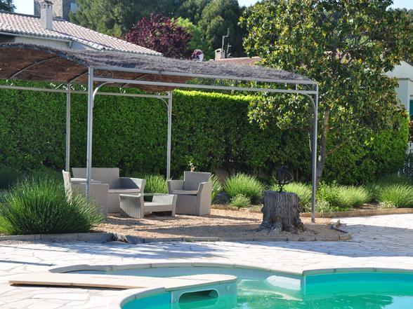 vakantiehuis te huur met zwembad voor 6 personen regio Ventoux