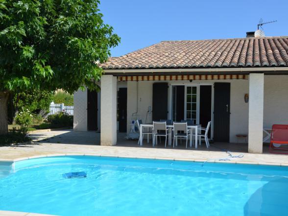 villa met privé zwembad vlakbij het stadscentrum huren Provence