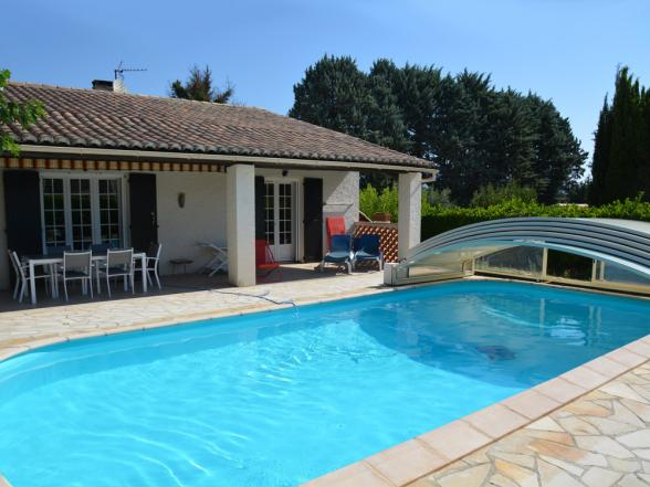 vakantiewoning huren in de Provence met privé zwembad
