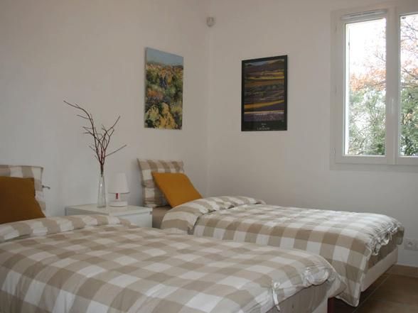 luxe villa huren met privé zwembad in de Provence aan de voet van de Ventoux