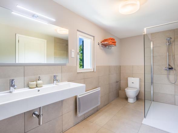 vakantievilla met 4 badkamers Luberon - Provence huren luxe vakantiehuis met zwembad