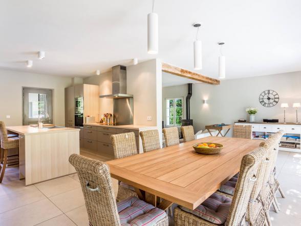 luxe villa met privé zwembad te huur voor vakantie in Luberon, Provence