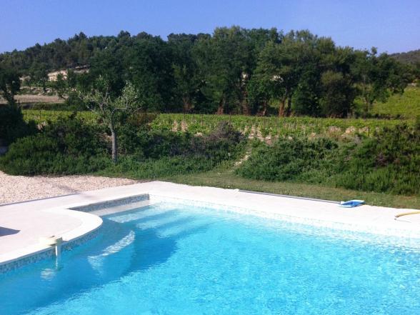 Vakantiehuis te huur in de Provence voor 6 personen
