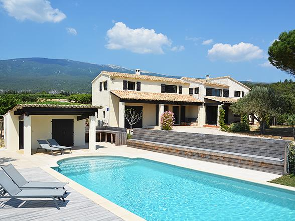huis huren voor 12 personen vakantie Provence, Mont Ventoux, Bédoin