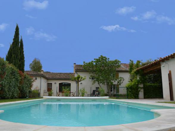 luxe villa vakantiewoning huren in de Provence