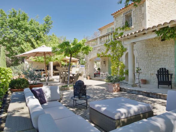 prachtig Provençaals domein met privé zwembad
