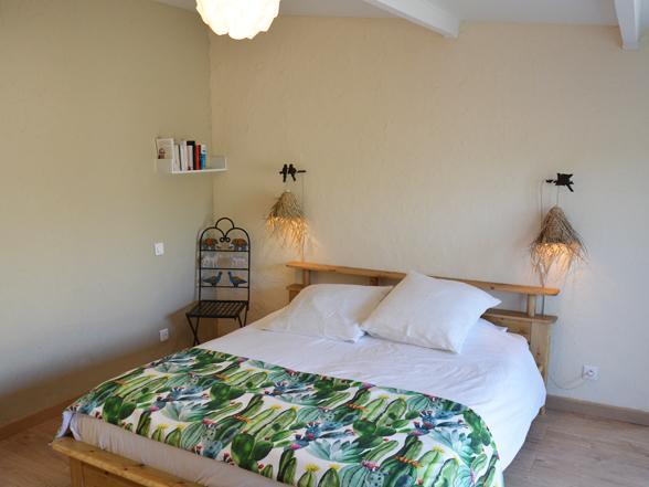 moder huis huren voor 2 personen in de Provence met zwembad, airco en jacuzzi