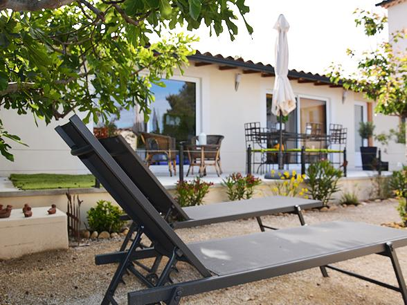 vakantiehuis voor 2 personen huren in de provence, mont ventoux, met verwarmd zwembad en airco