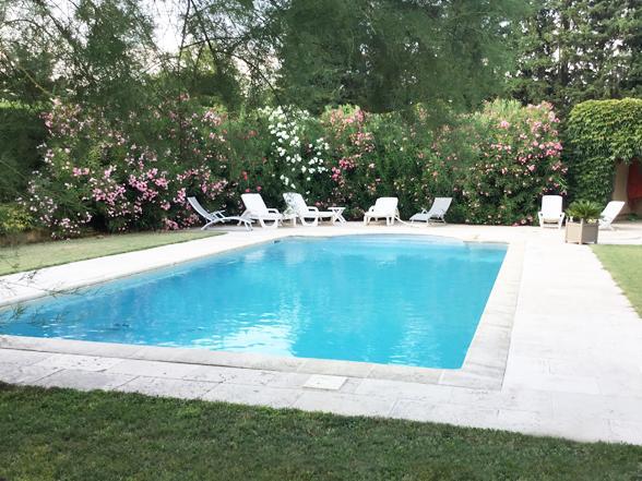 luxe villa huren in Zuid-Frankrijk met airco en privé zwembad regio Provence