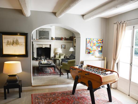 luxe villa huren in de Provence voor 14 personen met airco en zwembad
