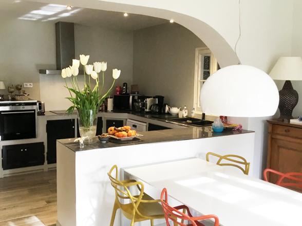 vakantiehuis huren voor 14 personen met airco, zwembad en omheinde tuin, rustig gelegen