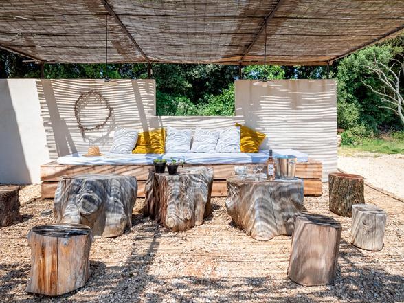 prachtige villa met zwembad te huur in Zuid-Frankrijk, Provence, Mont Ventoux