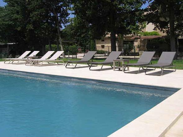 vakantiewoning huren met privé zwembad aan de voet van de Mont Ventoux