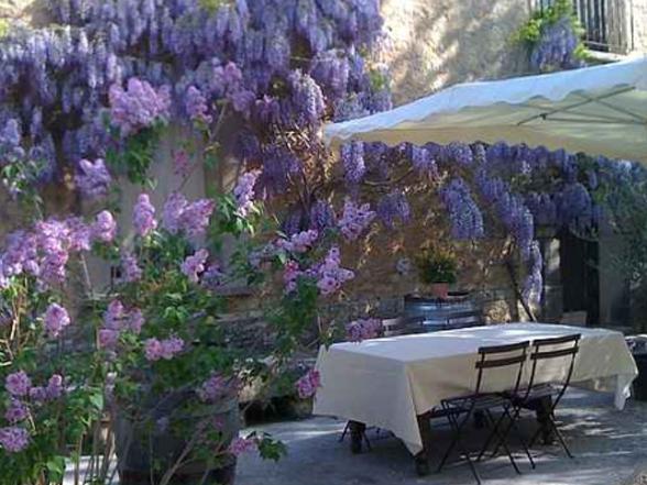 rustig gelegen prachtig gerenoveerde mas huren in de Provence voor luxe vakantie