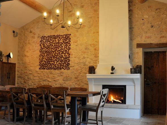 vakantie Provence villa huren voor 15 personen aan de Ventoux met verwarmd privé zwembad