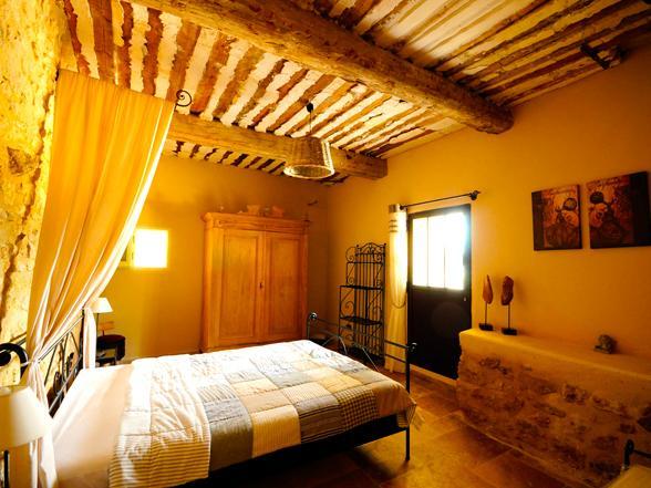 luxe villa voor 15 personen huren in Mormoiron, Provence, Mont Ventoux met zeer groot verwarmd zwembad