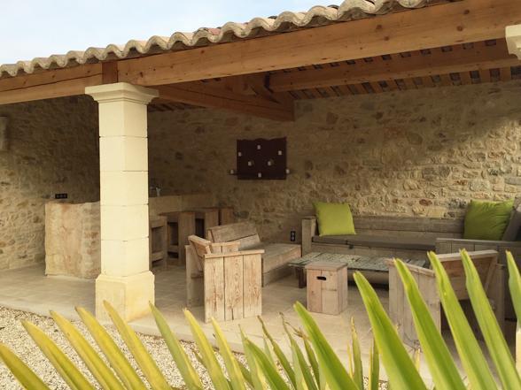 grote vakantievilla voor 15 personen huren van Vlamingen / Belgen in de Provence